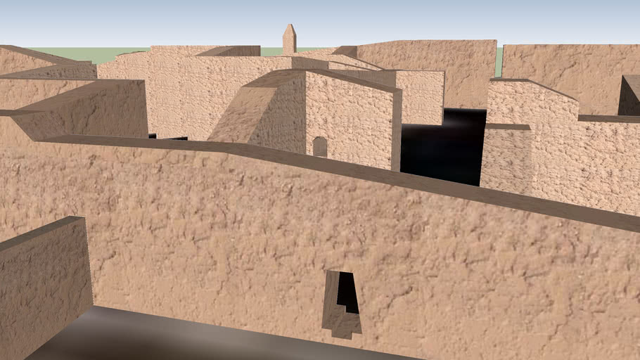 MEM00102 Zona Arqueológica Paquimé