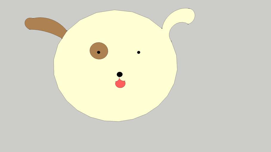 2D Doggy's Head
