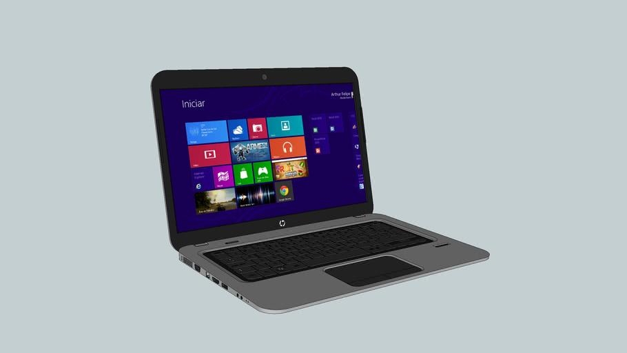 HP Laptop With Windows 8!
