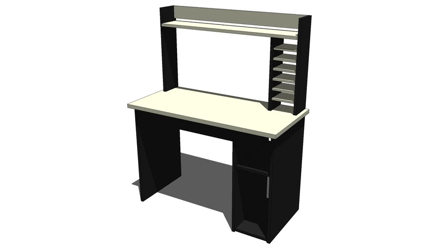 Desk Computer 003