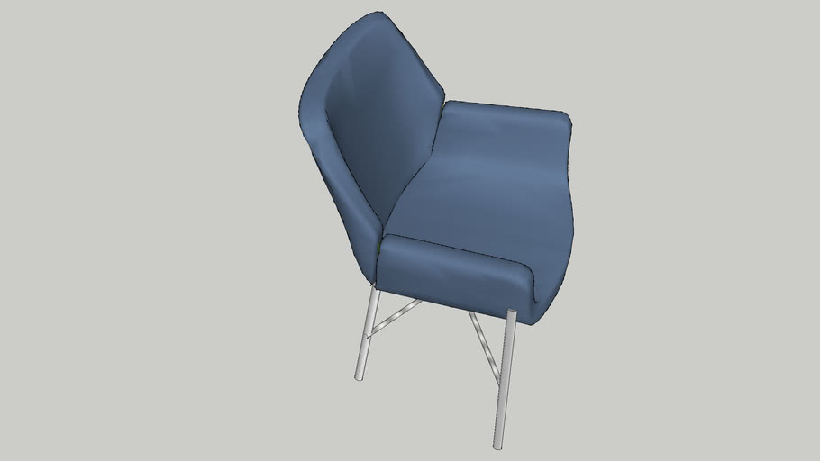 Ski Side Conference Chair