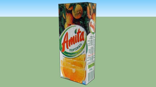 amita orange juice