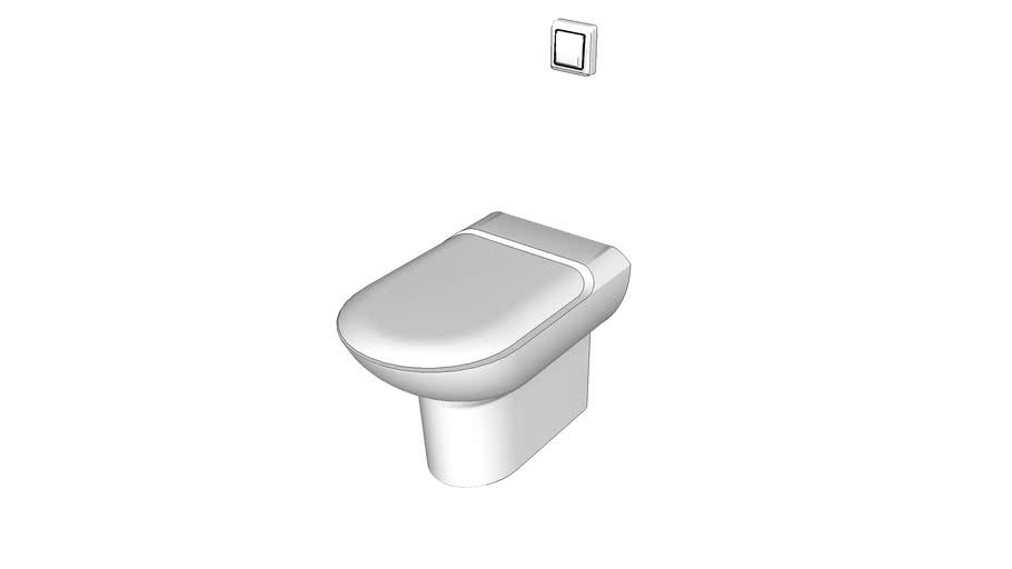 Bacia sanitária e válvula