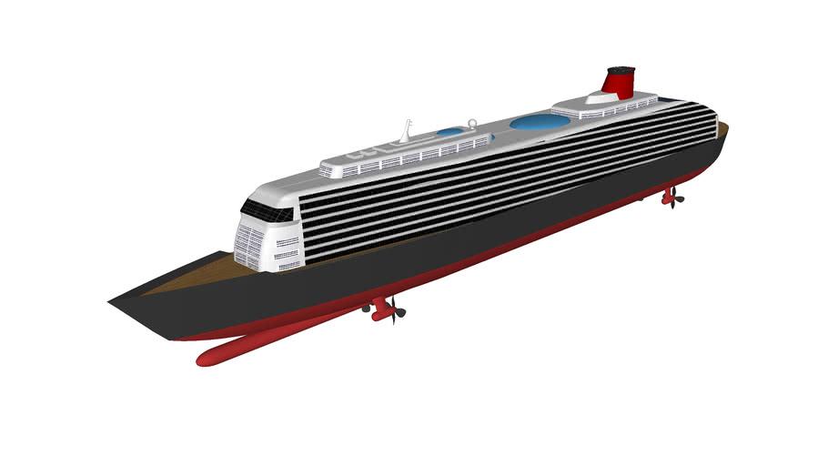 The Carpathian,Cruise Ship