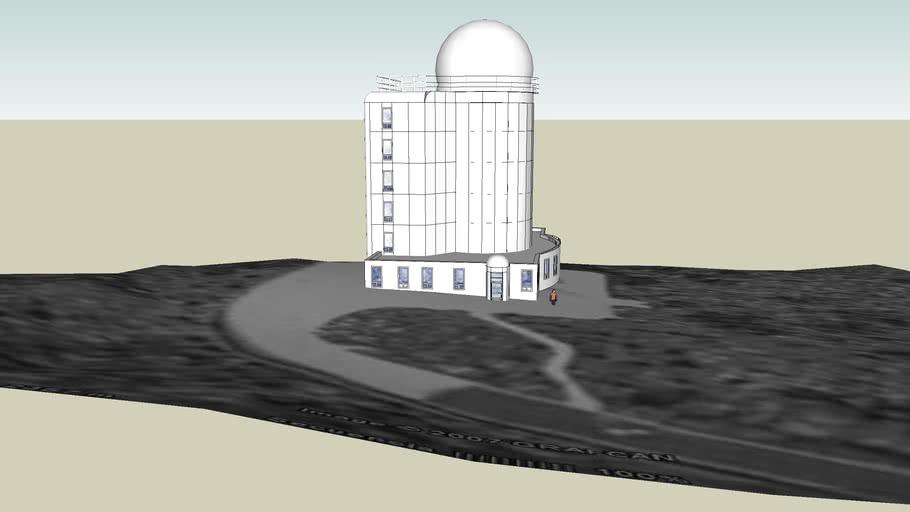 THEMIS solar telescope