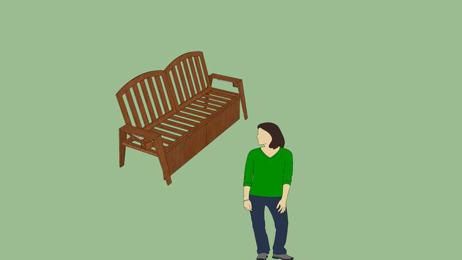 Sillon o Sofa reclinable para TV tipo Ibis