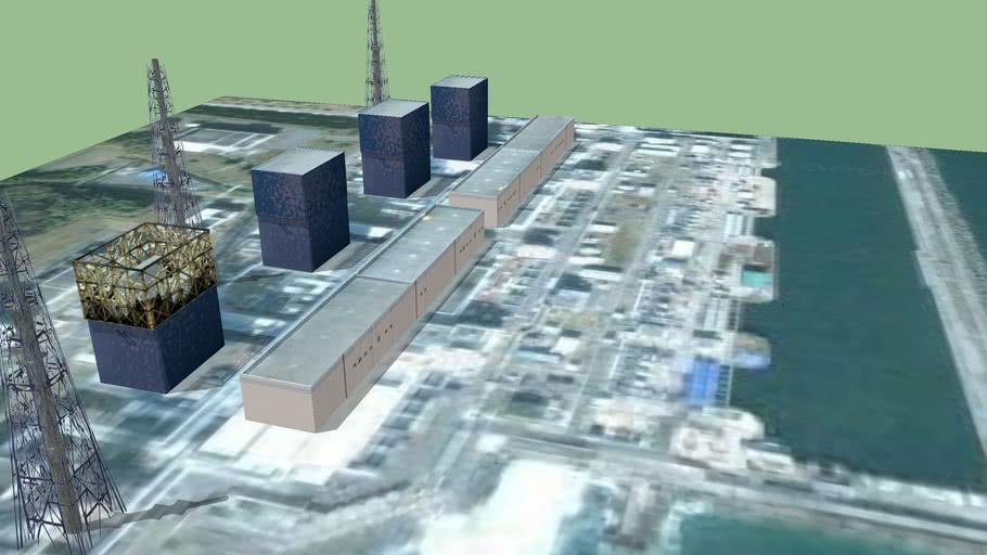 Nuclear Plants, Fukushima