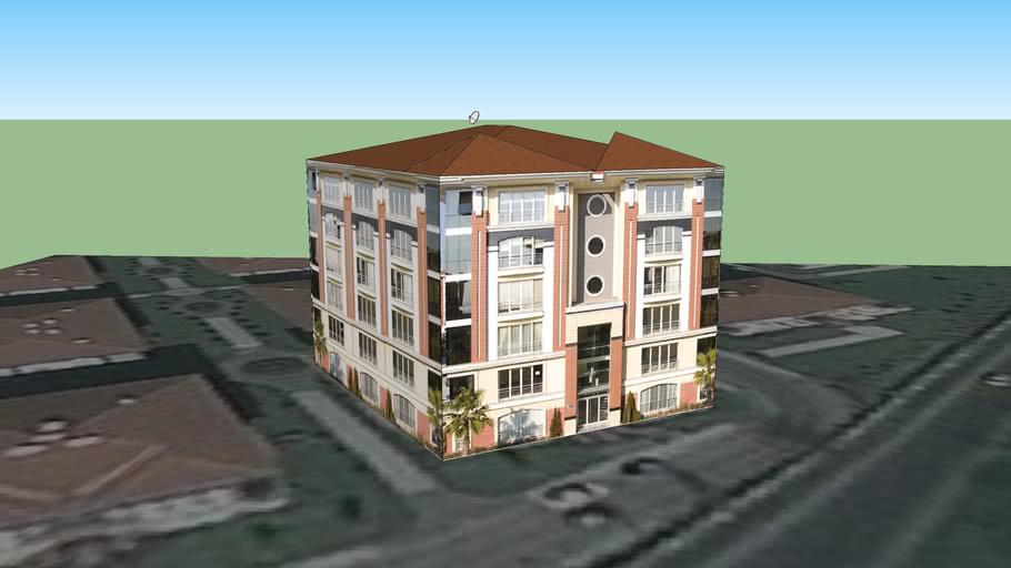 Ataköy Konakları A1 Apartmanı