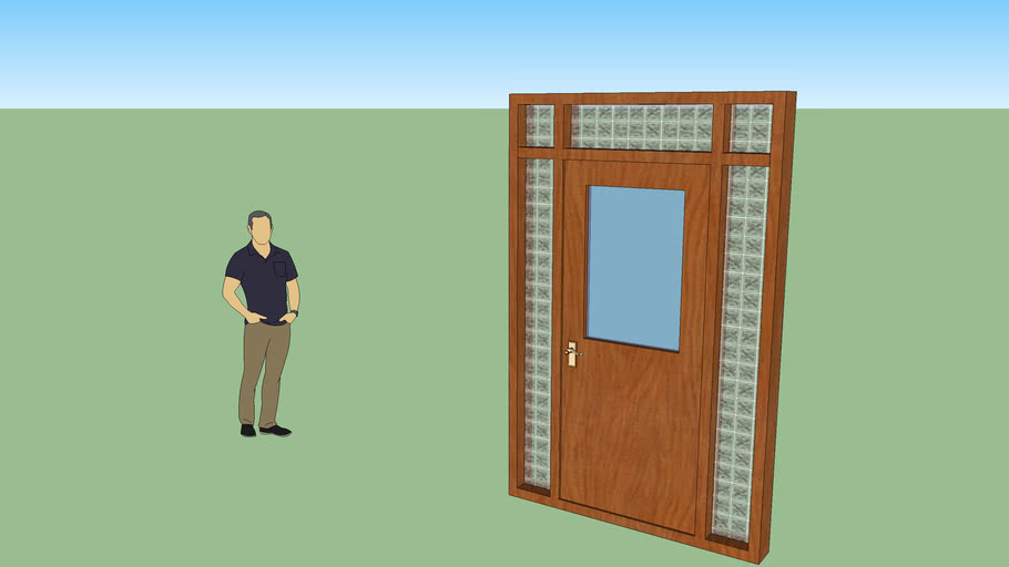 Entrence Door