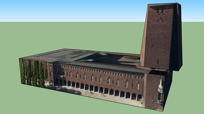 Bâtiment situé Ville de Stockholm, Suède