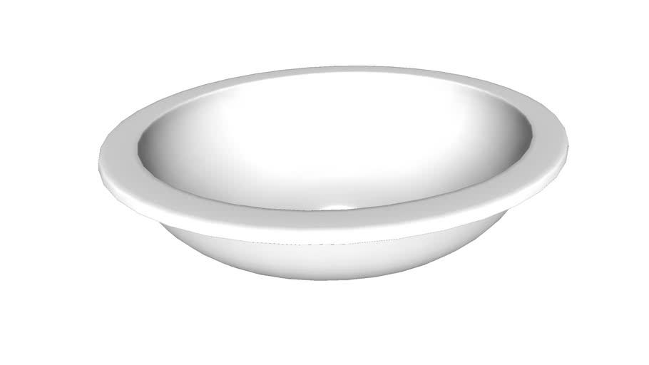 K-2741 Whist(R) glass under-mount bathroom sink