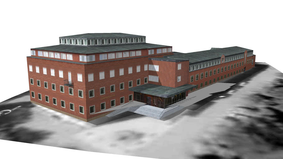 Administration building - Karolinska Institutet