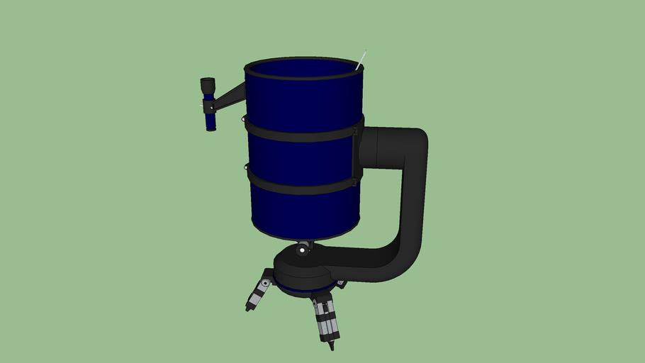 Telescope-Mug