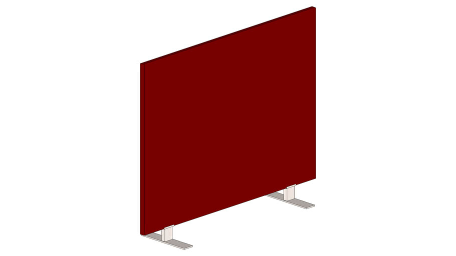 Partitionscreen - B160xH130cm