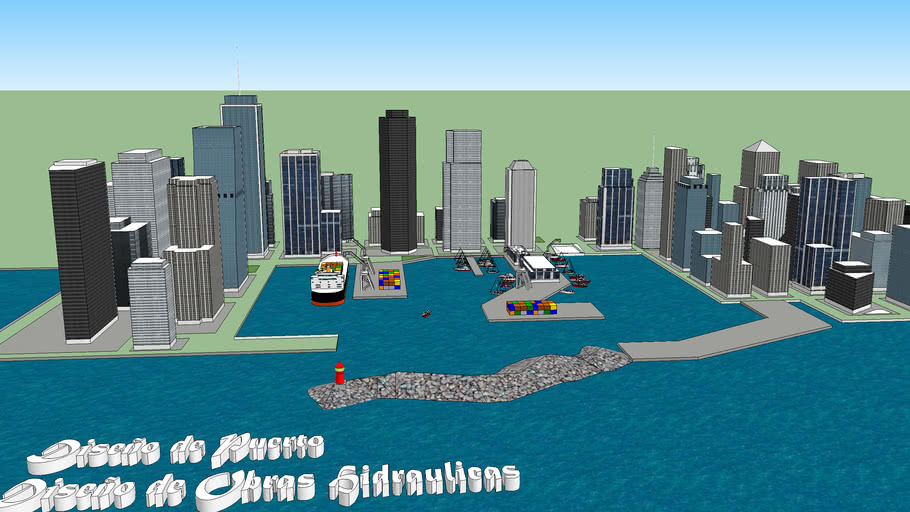 Modelo de Puerto UNEFA