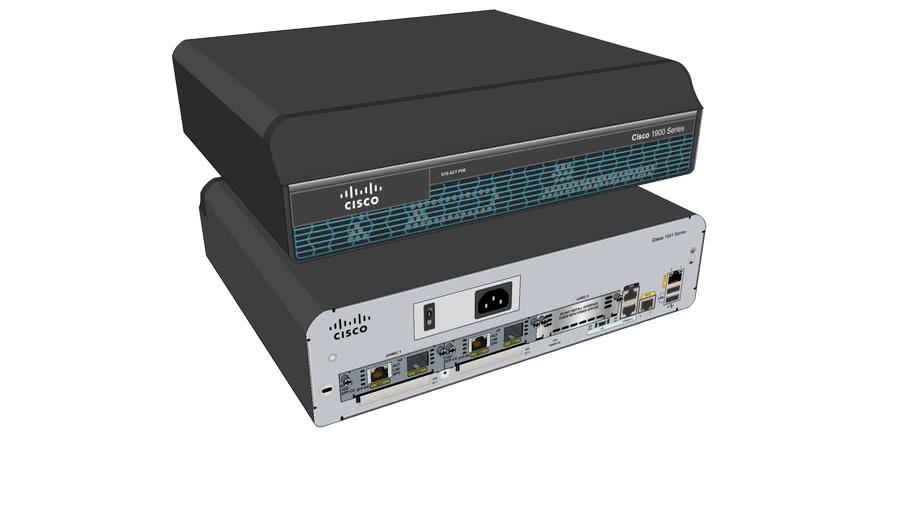 Cisco 1941 SME router