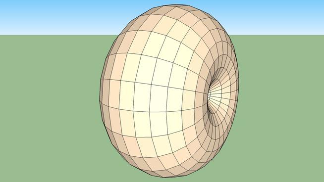 Sketchy Donut