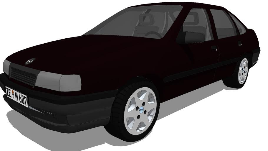 Vehicles - Opel Vectra A
