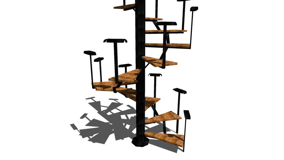 stairs 3 meter