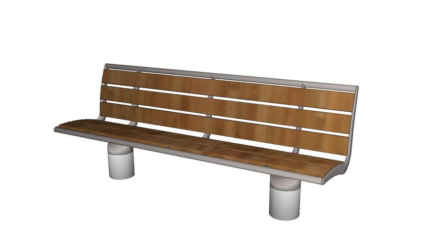 Marshalls GEO Seat