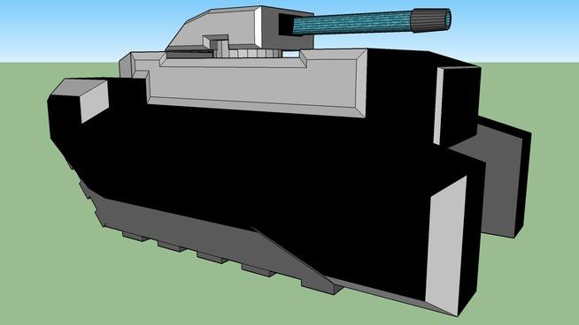 X-1 Tank Ravanger