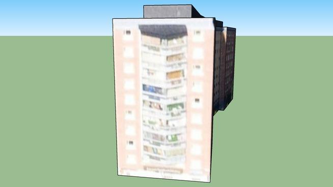 Строение по адресу Solna, Швеция
