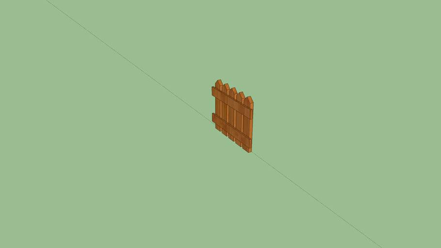 Cerca/fence