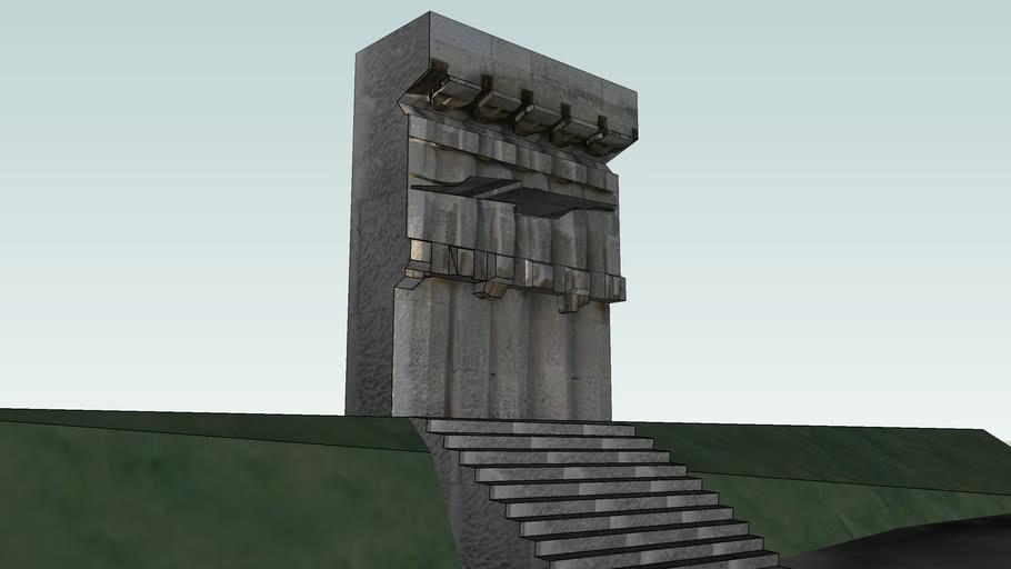 Pomnik w Płaszowie