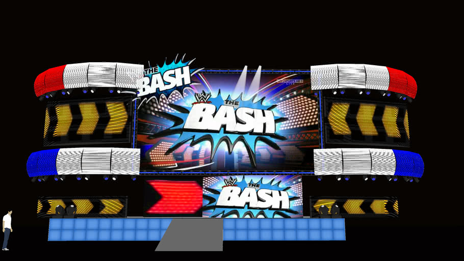 Gary Mc Presents WWE: The Bash! 2009