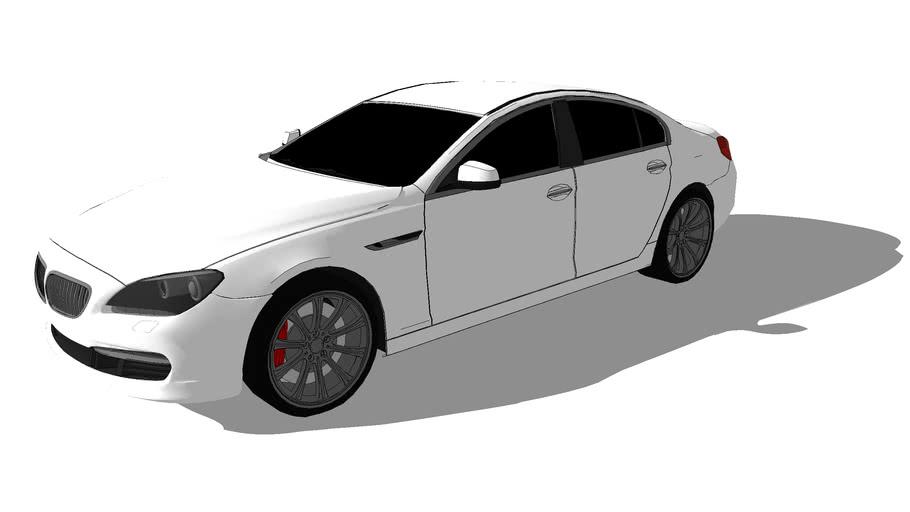 Fahrzeuge - BMW 6er Gran Coupé F06