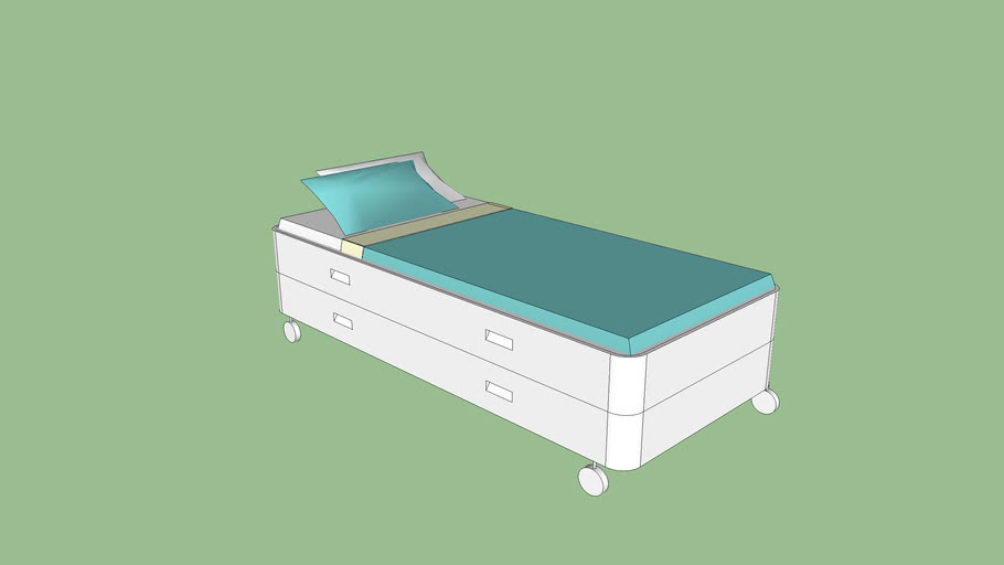 Travel Studio Bed