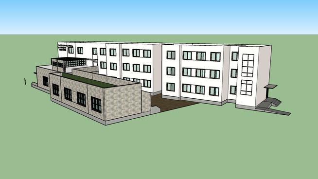UBC International student centre