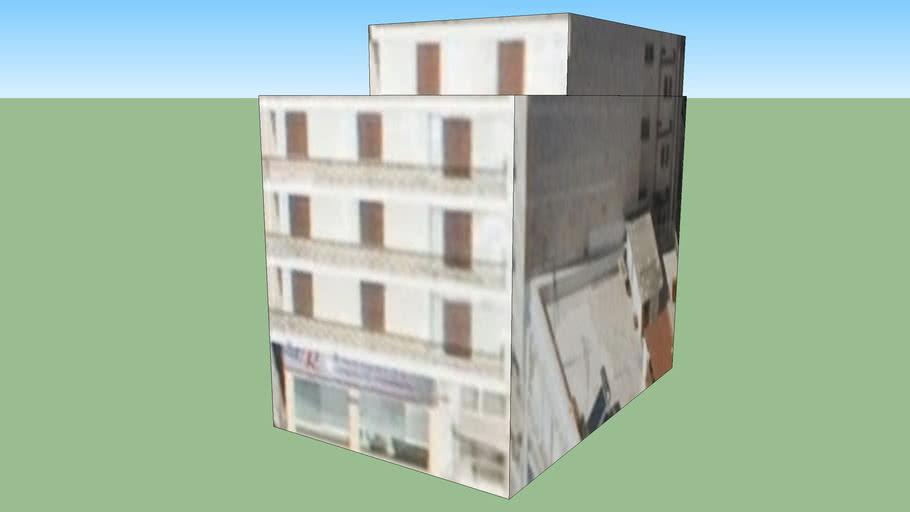 Adresa budovy: Pireus, Grécko