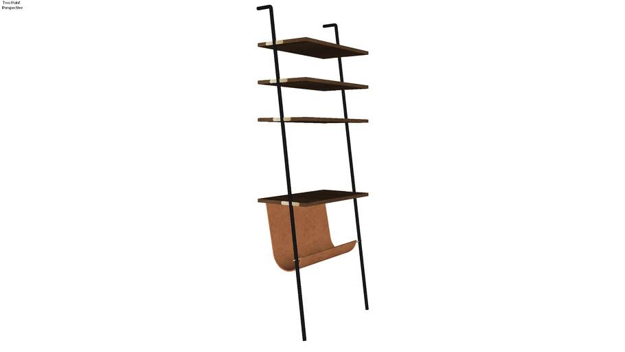 Stellarworks Valet Shelves & Magazine Rack