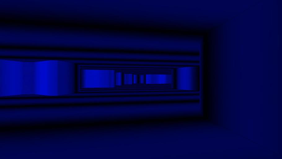 Blue Wave Cave - Sketchup 7.1.