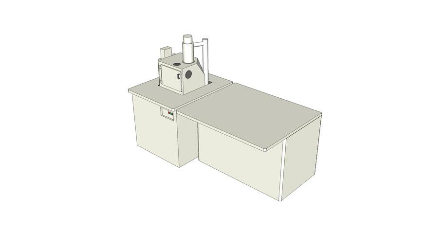 JEOL JSM-6460 Scanning Electron Microscope