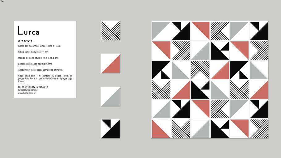 Azulejos Kit Mix 1