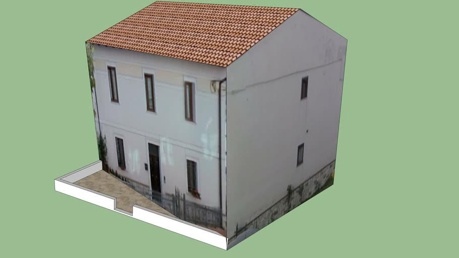 Ovindoli  (Italy) – Via Arano