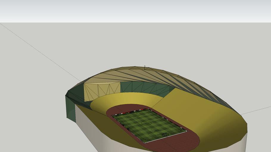 sunrise stadium,brazil  2014