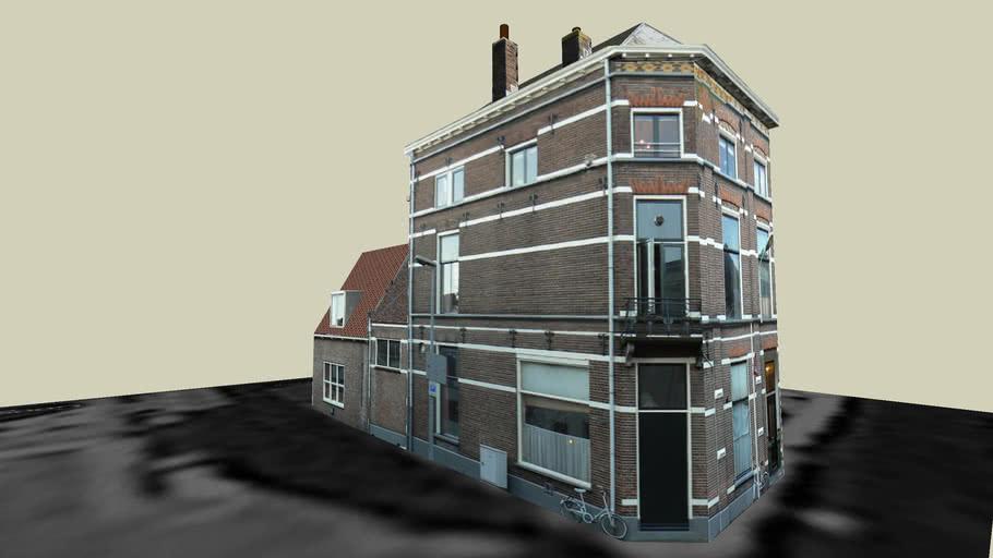 Studentenhuis Broederweg 8