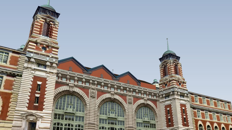 Ellis Island Immigration Museum, NYC