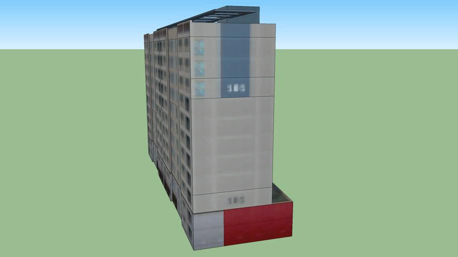 The Incheon Free Economic Zone Songdo Area - Building206