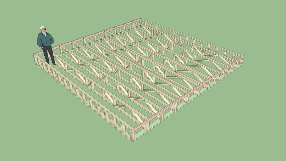 Floor Truss 1