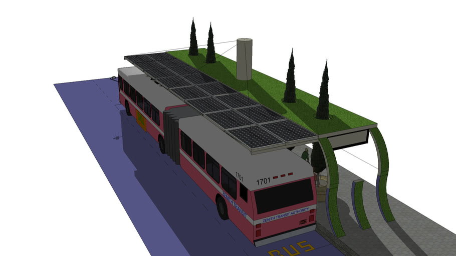Shelter Bus