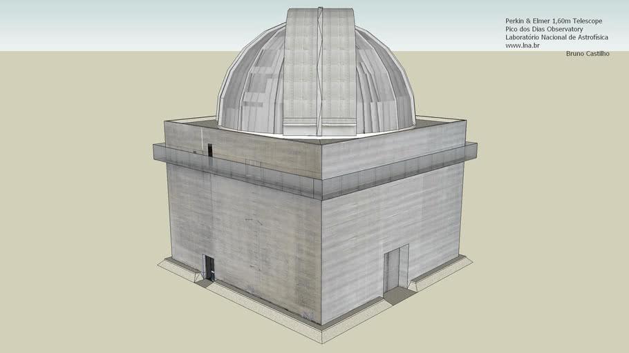 Perkin & Elmer Telescope