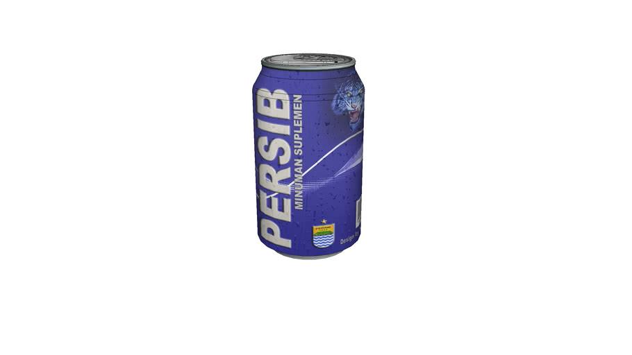 Minuman Kaleng PERSIB