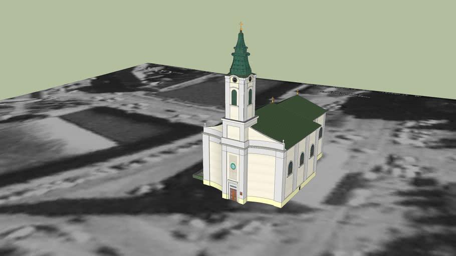 Biserica Sf.Ladislau, Oradea
