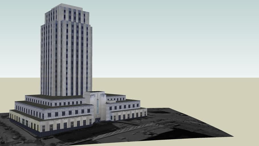 The Saint Paul City Hall