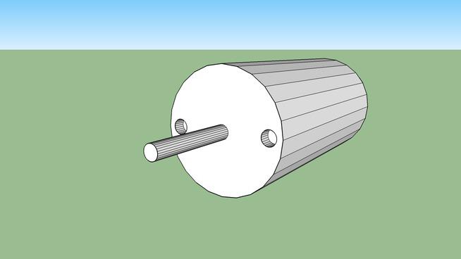 Turnigy 2040 (130L) Brushless Motor