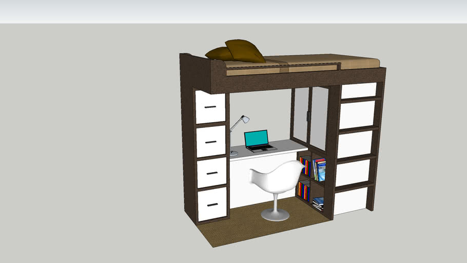 Bunkbed for Dormitory